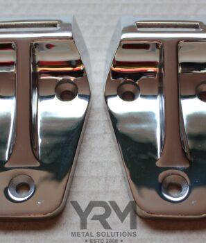 DEfender RVS motorkap scharnieren