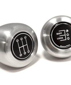 Defender Pook knop