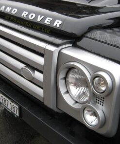 Land Rover Letters