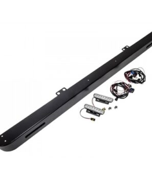 DA9500, Front Bumper, Led Lights, Land Rover, DefenderA