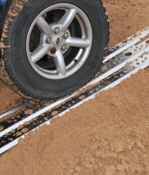 Defender Sand Track