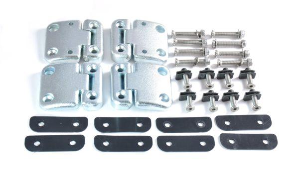 Defender ss hinge kit DA1070SS