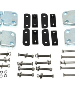 2nd Row SS Defender Door Hinge Kit DA1275SS
