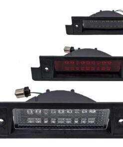 LR044451LED, LR044451LEDB, LR044451LEDR, LR044451LEDW, high-level brake light Land Rover Defender