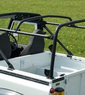 Land Rover Defender, Heavy Duty Bar set, EXT220-14