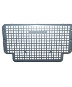 Land Rover Defender, Heritage grille, silver/gray, STC60713