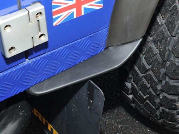 Land Rover Defender, Accessories, Parts, DA1193, DA1198, DA1197, DA1194, DA1193S, DA1198S, DA1197S, DA1194S, Dirt D-fenders, Offroad, Off-road