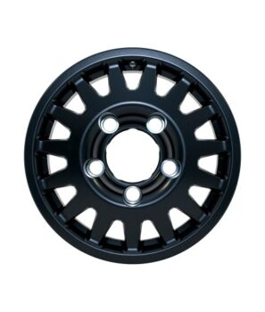 "DA2489, DA2488, Land Rover Defender, MaxXtrac Blindo wheels, Velgen, 16"" x 7, Antracite, black, offroad, off-road"
