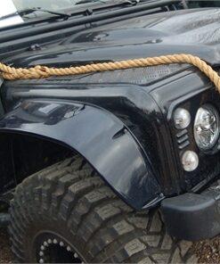 Land Rover Defender, Accessories, Parts, DA5084, James Bond, Spectre, Rope, Touw, Movies, Spectre Defender