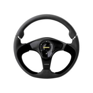 Land Rover Defender, Accessories, Parts,, DA5729, Momo, Steering Wheel, Stuurwiel, Black, Suede, Sport, Defender Stuur