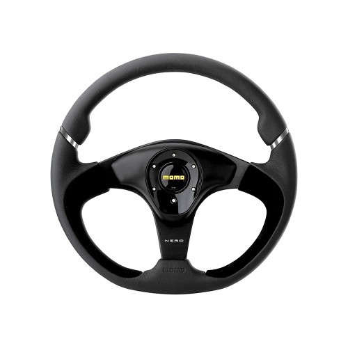 Land Rover Defender, Accessories, Parts,, DA5729, Momo, Steering Wheel, Stuurwiel, Black, Suede, Sport, Defender Stuur