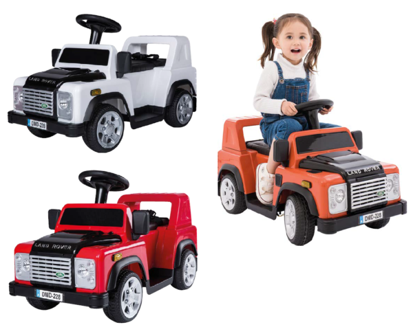 Electric Defender, All new Defender kids Defender